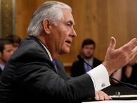 Лавров в беседе с Тиллерсоном призвал остановить провокации против сирийской армии