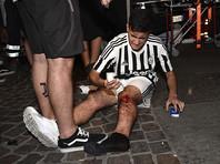 В Турине на площади возникла массовая давка из-за взрыва петарды, пострадали до 200 человек