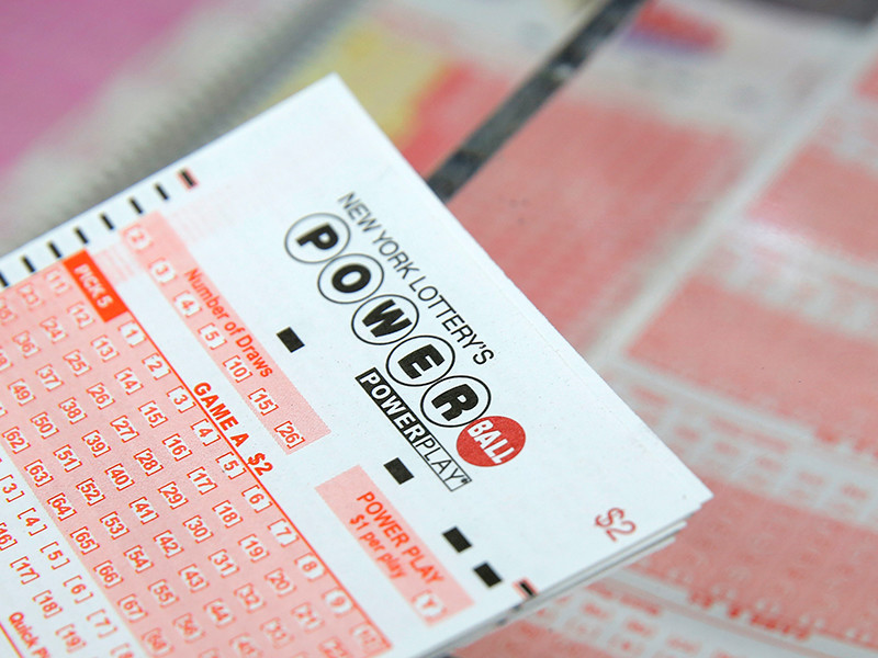 Неизвестный победитель популярной в США лотереи Powerball сорвал джекпот в размере 448 млн долларов