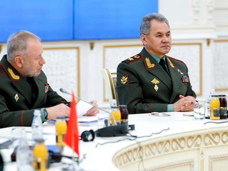 Сергей Шойгу, Астана, 7 июня 2017 года