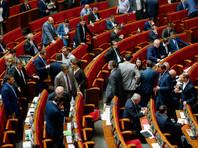 """Рада разъяснила: новый законопроект о силовой """"реинтеграции"""" Донбасса не запрещает проведение выборов, он не разрешает их"""