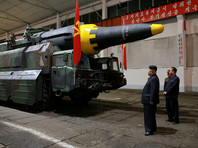 Официальная газета КНДР объявила о готовности нанести удар по континентальной части США
