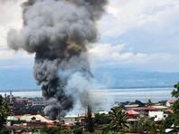 ВВС Филиппин по ошибке нанесли удар по своим: 10 солдат погибли
