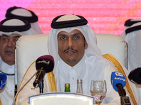 """Глава МИД Катара: """"Мы не спонсируем экстремистов, а, наоборот, защищаем мир от террористов"""""""