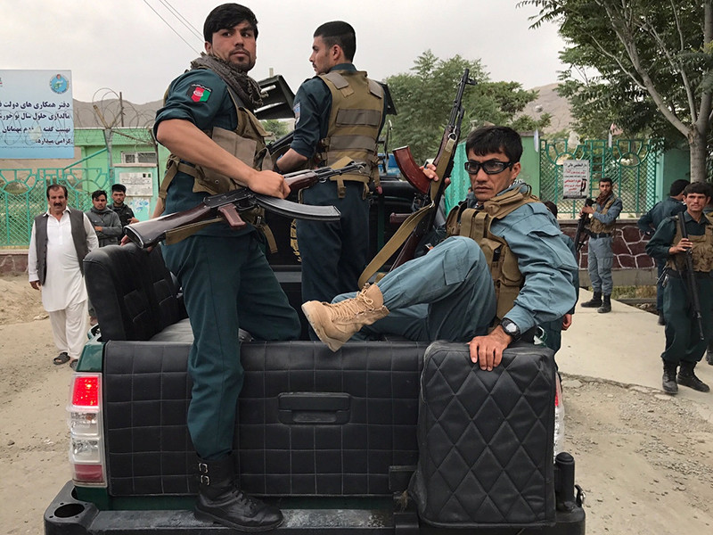 В Кабуле взорвали похоронную процессию, минимум 18 погибших