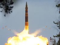 """Также в докладе говорится, что, согласно прогнозам экспертов, Россия, которая в 2014 году превзошла США по числу развернутых ядерных боезарядов, """"как ожидается, сохранит наибольшую мощь ракетных войск стратегического назначения"""" среди зарубежных стран"""