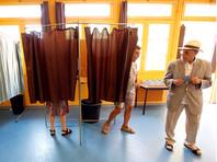 Во Франции чересчур жаркие выборы в парламент проходят при рекордно низкой явке