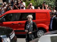 Тереза Мэй назвала террористом-одиночкой водителя фургона, наехавшего на людей в Лондоне