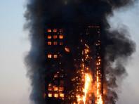 В Лондоне загорелся 24-этажный жилой дом: есть погибшие