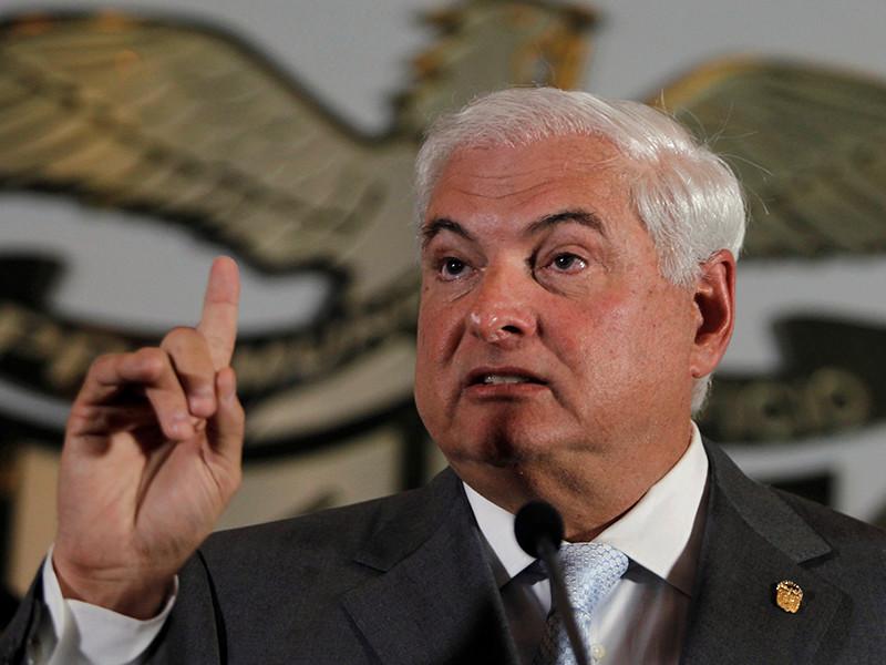 В США задержан бывший президент Панамы Рикардо Мартинелли