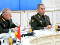 Сергей Шойгу объявил о намерении подписать дорожную карту военного сотрудничества России и Китая