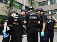 Южнокорейская полиция во вторник, 14 июня, арестовала подозреваемого в организации взрыва в университете Ёнсе, в результате которого был ранен преподаватель