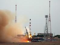 Упавшие фрагменты ракеты вызвали пожар в степи возле Байконура, погиб сотрудник российского предприятия