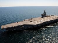 CNN: корабли США готовы нанести удар по Сирии, если прикажет Трамп