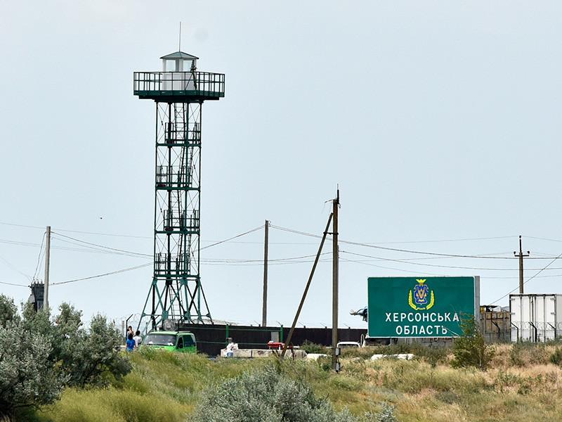 Украинская погранслужба заявила о задержании двух российских пограничников, которые якобы признались, что служат в ФСБ