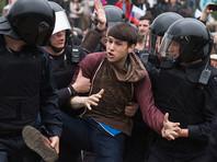 В ЕС и США осудили массовые задержания на акциях против коррупции в России