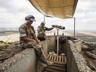 Израиль в четвертый раз за пять дней нанес удар по территории Сирии