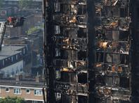 Жертвами пожара в Лондоне стали уже 17 человек