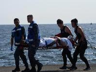 Среди пострадавших при столкновении - капитан эсминца командор Брайс Бренсон. Его эвакуировали вертолетом на военную базу Йокосука. Американские военные медики сообщили, что он в стабильном состояни