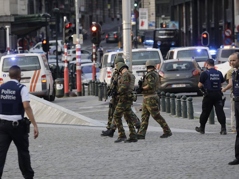 Брюссель, 20 июня 2017 года