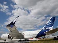 Концерн Airbus на Парижском авиасалоне презентовал обновленную модификацию самого большого пассажирского лайнера в мире A380 - A380plus станет более экономным и вместительным
