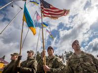 """На Украине ждут появления войск США. Киев не исключил применения летального американского оружия для борьбы с """"агрессором"""""""