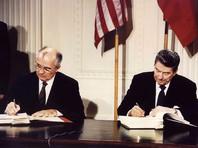 Договор 1987 года запрещает сторонам иметь баллистические ракеты наземного базирования и крылатые ракеты с радиусом действия от 500 до 5,5 тысячи километров