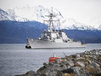 Флот США включил в тендер на обслуживание судов российские порты