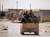 Отряды сирийской оппозиции подошли к стенам Старого города в Ракке