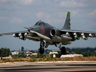 Самолеты ВКС России уничтожили в Сирии более 80 боевиков ИГ*, сообщает Минобороны