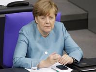 Трамп обсудил с Меркель вопрос климата, порождающий разногласия в преддверии саммита G20