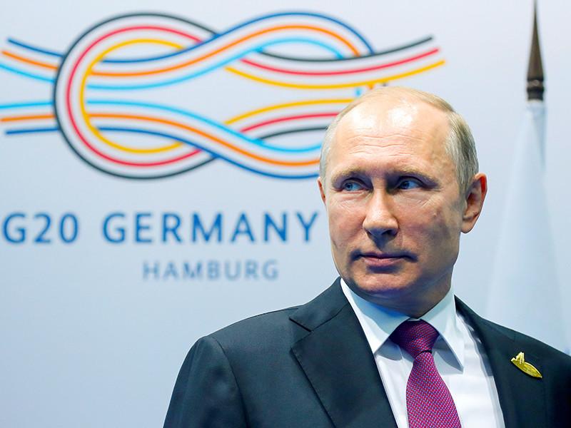 Президент России Владимир Путин заявил об установлении личных отношений с президентом США Дональдом Трампом после переговоров в Гамбурге, продлившихся два часа