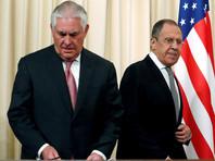 Лавров и Тиллерсон поговорили в Гамбурге перед встречей Путина и Трампа