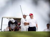 Трампа снова уличили в предвыборной лжи - он играет в гольф больше, чем Обама