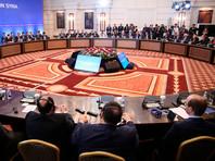 В Астане начался пятый раунд международных переговоров по Сирии