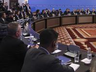 Сирийская оппозиция подключилась к переговорам в Астане и заявила о готовности отпустить военнопленных