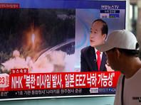 КНДР объявила об успешном испытании межконтинентальной баллистической ракеты