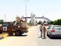 Пять человек погибли в результате ракетного обстрела пляжа в Триполи