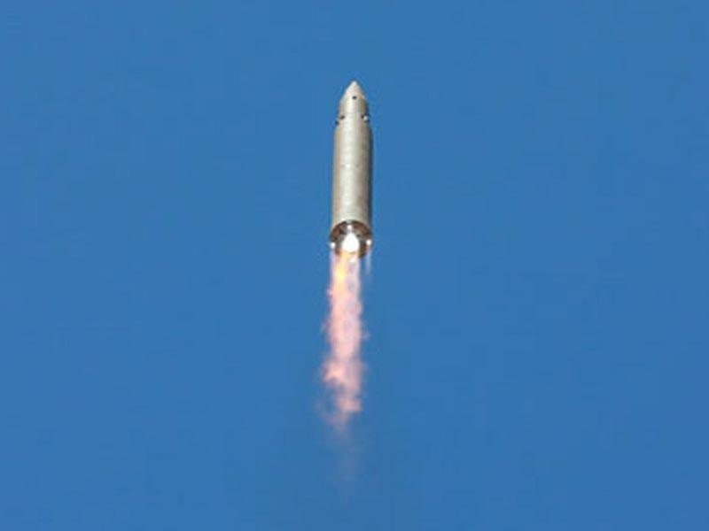 Северная Корея произвела пуск очередной ракеты: она пролетела около 45 минут и вероятно упала в водах японской Исключительной экономической зоны