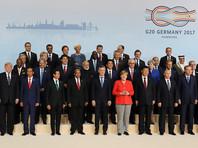 Саммит G20 начался со слов о важности Парижского соглашения по климату и призывам к США вернуться к договору