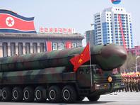 Северная Корея отметила годовщину создания стратегических сил, заявив о способности нанести ракетный удар по всему миру
