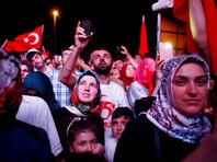 Мероприятия по случаю годовщины мятежа проходят по всей Турции. Наиболее массовые акции состоялись в Анкаре и Стамбуле