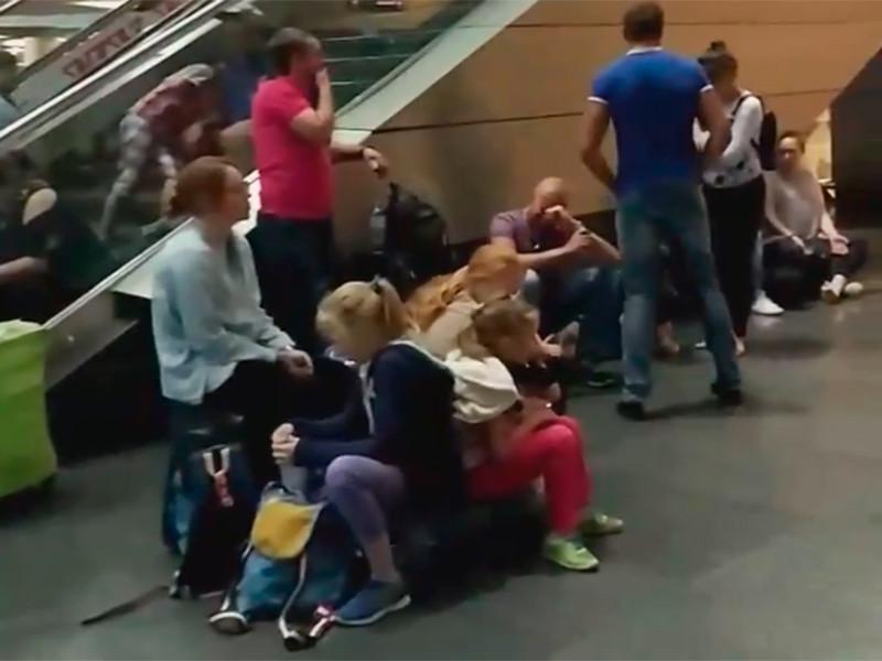 Самолет с застрявшими в Бодруме россиянами вылетел в Москву с трехдневной задержкой