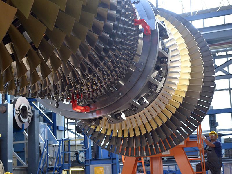 Германия предложила ЕС добавить антироссийских санкций за поставки турбин Siemens в Крым