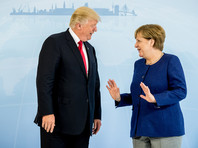 Помимо повестки G20, Трамп и Меркель в ходе часовых переговоров обсудили актуальные внешнеполитические темы, включая агрессию Северной Кореи, ситуацию на Ближнем Востоке и конфликт на востоке Украины