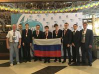 Российские школьники завоевали пять золотых медалей на Международной олимпиаде по физике
