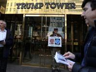 NYT: юрист из России, обещавшая компромат на Клинтон, незадолго до выборов посещала Trump Tower