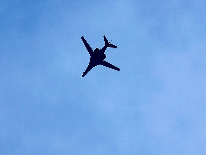 США вновь направили бомбардировщики к границам КНДР