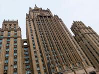 На фоне введения новых санкций против России Министерство иностранных дел РФ в пятницу объявило о дипломатических ограничениях в отношении Соединенных Штатов