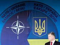 Курс на НАТО официально стал приоритетом внешнеполитического курса Украины